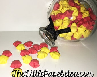 Mario Party Decor Origami Lucky Star Jar