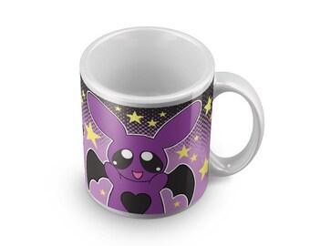 BunnyBat Mug