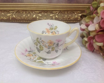 Royal Sutherland teacup and saucer