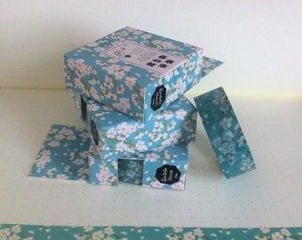 Daisy Floral Cute Kawaii Decorative Washi Tape // Scrapbooking Bullet Journal Journalling BW009