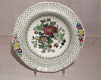 Vintage Mason's Ironstone Paynsley Pattern Bowls (Set of 4)