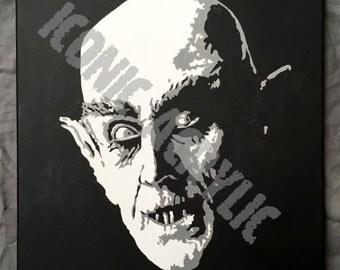 "2. ""Count Orlok"" from Nosferatu-1922"