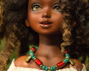 BJD Egyptian Necklace