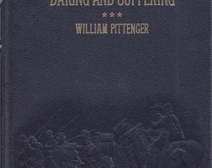 Time-Life: Collector's library of the Civil War-Daring and Suffering LEATHER BOUND (Mint)