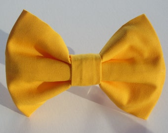 Gold Bow Tie- All Sizes