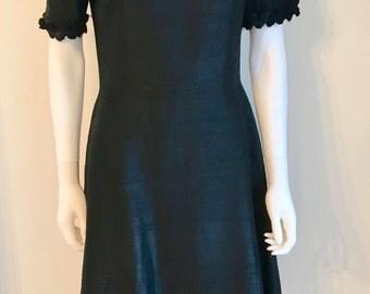1960s Dress / Marcel Fenez by Roland Klein / A-Line / M