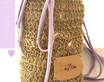Woman Jute bag #urbancollection