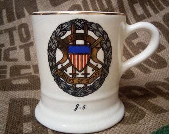 Joint Chiefs of Staff Seal Coffee Cup