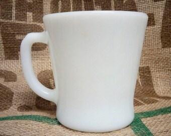 Anchor Hocking Milk Glass Dinerware Cup