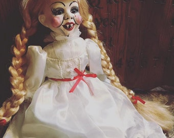 REDUCED PRICE!!! Vampire Annabelle Shadow Doll