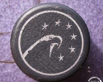 Eagle Rare Bourbon Bottle Cap Magnet