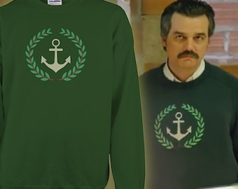 Narcos Anchor Sweater Pablo