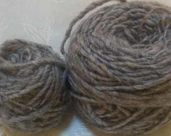 Bulky Wool Handspun Yarn (Lot 51)
