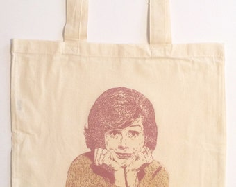 Mary Tyler Moore Tote Bag