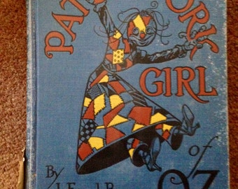 The Patchwork Girl of Oz, by L. Frank Baum, Reilly 1913