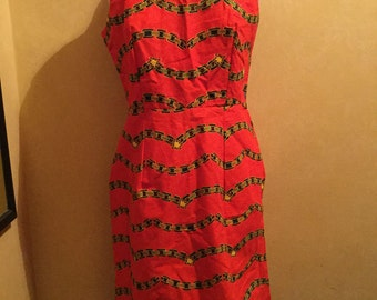 African Fabric Dresses