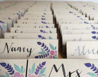 Custom Wedding Place names