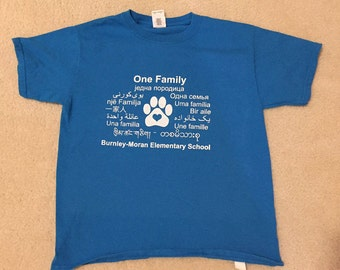 "BME ""One Family"" T-shirt"