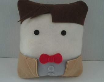 Doctor Who 11th Doctor Plush