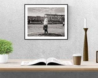 Photo New York Female Giants, Sports Photography, 1913, New York Teams, Baseball Art, Women's Softball, Girl Sports, Black and White,