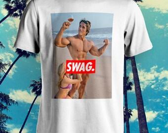 Arnold Schwarzenegger SWAG T-Shirt