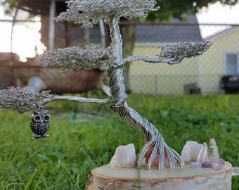 Tree of life sculpture