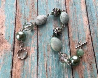 Southwest Jewelry, Beaded Bracelet, Southwestern Bracelet, Southwest Bracelet, Gift For Her