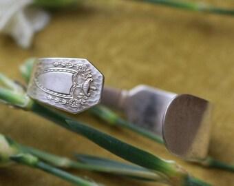 Birdy Butter Knife Bracelet