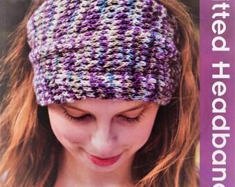 Twenty to Make. Knitted Headbands by Monica Russel.