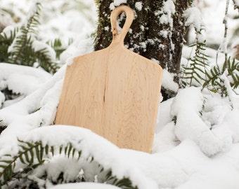 Birdseye Maple Bread Board