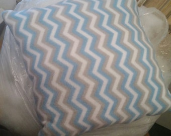 Chevron blue sq