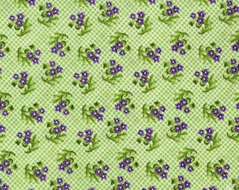 Lovely - Gingham Fabric by Debbie Beaves for RJR Fabrics - Half Yard Fabric