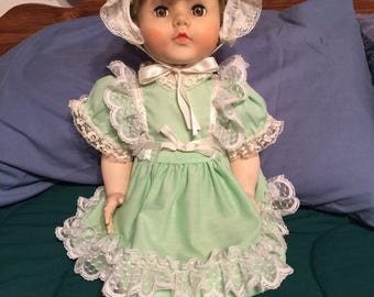 Old Antique Ideal Baby Doll from the 40's-60's