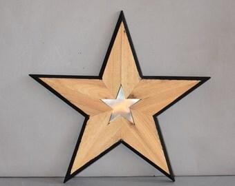 Wooden Star 5121
