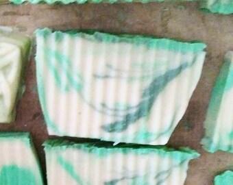 Bambo Teak Handmade Soap