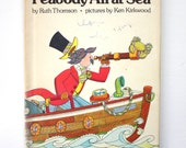 1978 Mr. Peabody All at Sea Can You Find it? Mystery Book Vintage