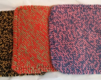 Knitted Hot Pads