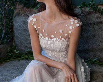Wedding gown ESTY STYLE - Blossom 2117