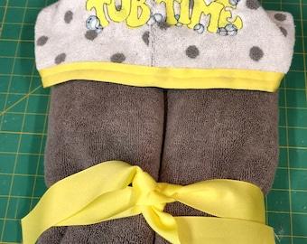 Handmade Hooded Towel