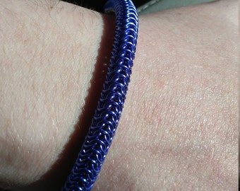 Custom Round Chainmaille Bracelet