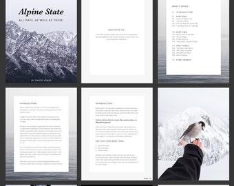 Modern eBook Template