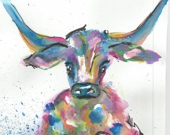 The Splash Cow