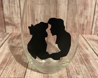 Ariel & Eric Glassware