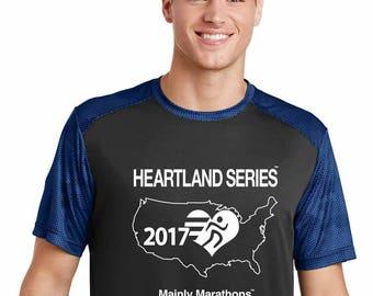 CamoHex Colorblock T-Shirt [Men's] - Heartland Series