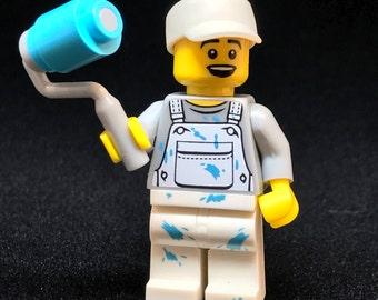 LEGO Painter Mini Figure