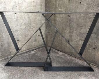 Modern steel table legs,mid century modern,steel legs,metal table legs,best quality steel furniture,modern dinning table base