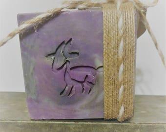 Lovely Lavender Goat Milk Soap