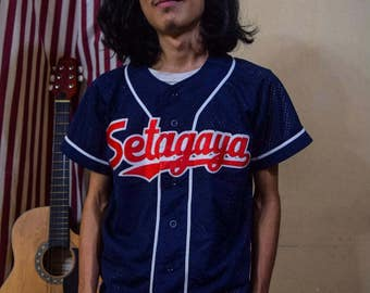 Vintage Setagaya Baseball Jersey