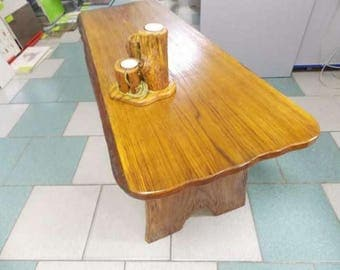 Wooden Coffe Table Live Edge Coffee Table Oak Coffee Table Oak Table