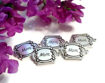 Beautiful Mom Tag Pendant - Mother's Day Love